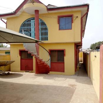 1 Unit of 3 Bedroom Flat + 2 Units of 2 Bedrooms Flat + Mini Flat, Omiata Bus Stop, Ekoro Road, Abule Egba, Agege, Lagos, Block of Flats for Sale