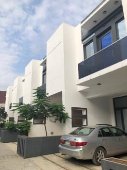 Executive 3 Bedroom Terraced Duplex with Bq, Lekki Palm City, Ajah, Lagos, Terraced Duplex for Rent