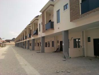 Serviced 4 Bedroom Terraced Duplex, Ikota Villa Estate, Ikota, Lekki, Lagos, Terraced Duplex for Rent
