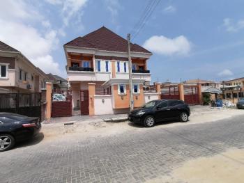 Tastefully Finished 4 Bedroom Semi Detached Duplex, Idado, Lekki, Lagos, Semi-detached Duplex for Sale