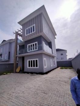 Newly Built  5 Bedroom Duplex with Bq, Gated Estate, Ilasan, Lekki, Lagos, Detached Duplex for Rent