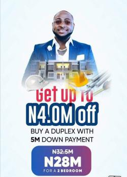 Estate Land, Abraham Adesanya Ajah, Sangotedo, Ajah, Lagos, Mixed-use Land for Sale