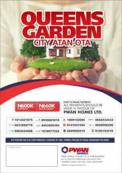 Affordable Dry Land, Atan-ota,  Queen Gardens City, Sango Ota, Ogun, Residential Land for Sale