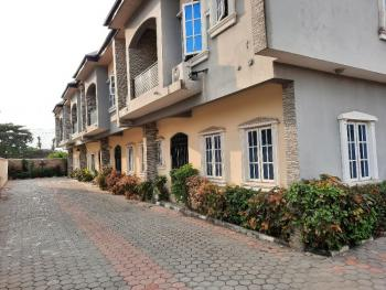 Magnificent & Lovely 3 Bedrooms Terrace with a Large Boys Quarter, Ikota Villa Estate, Ikota, Lekki, Lagos, Terraced Duplex for Rent