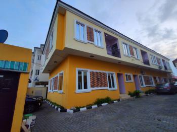 Newly Renovated 3 Bedroom Duplex with Bq, Agungi, Lekki Phase 1, Lekki, Lagos, Semi-detached Duplex for Rent