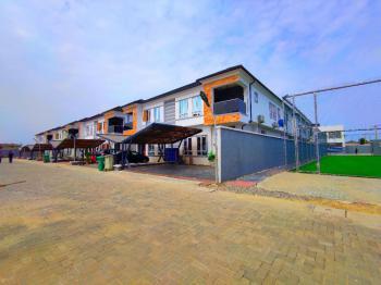 Luxury New 4 Bedroom Duplex with Bq. 24 Hours Light. Pool. Gym. Gen., Osapa, Lekki Phase 1, Lekki, Lagos, Semi-detached Duplex for Rent