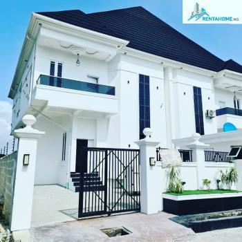 Luxury 4 Bedroom Semi Detached Duplex with Bq, Agungi, Lekki, Lagos, Semi-detached Duplex for Sale