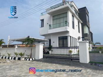 Contemporary & Fully Furnished 5 Bedroom Luxury Duplex, 2nd Toll Gate, Lekki, Lagos, Detached Duplex for Sale