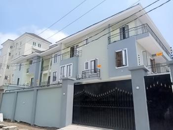 Brand New 4 Bedroom Semi Detached Duplex, Off Ajayi Bembe Street,, Parkview, Ikoyi, Lagos, Semi-detached Duplex for Sale