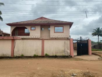 4 Numbers of 3 Bedroom Flat on a Corner Piece in a Serene Environment, Akesan, Lasu Isheri Expressway, Igando, Ikotun, Lagos, Block of Flats for Sale