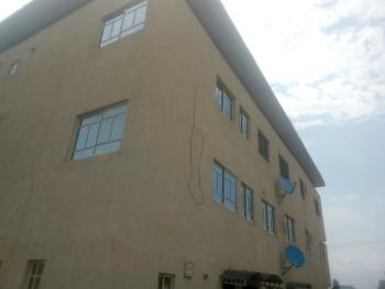 Up Flats Two Bedrooms Close to Road, Badore, Ajah, Lagos, Flat for Rent