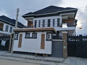 Tastefully Built Four Bedroom Semi Detached House with Bq, Ologolo, After Osapa London Before Chevron, Lekki, Lagos, Semi-detached Duplex for Sale