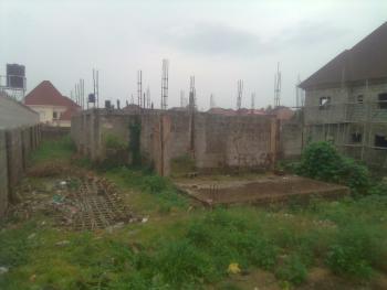 Fully Detached 4 Bedroom Duplex Carcass., Kafe Garden Estate, Kafe District., Gwarinpa, Abuja, Residential Land for Sale
