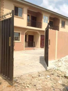 Executive New Block of 4 Fat of 2 Bedroom in an Estate.c of O, Ojokoro, Ijaiye, Lagos, Block of Flats for Sale