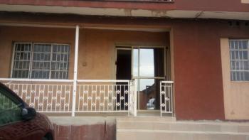Standard 3 Bedroom Downstairs., Off Haruna College Road., Ogba, Ikeja, Lagos, Mini Flat for Rent