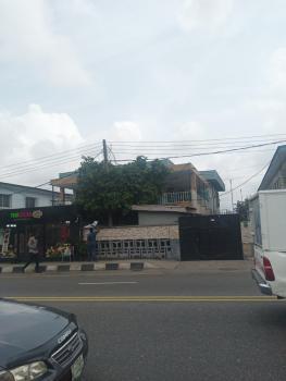 Nice Detached House with Bq, Bode Thomas, Surulere, Lagos, Detached Duplex for Sale
