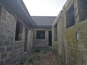 Standard Block of 10flat on 2 Plot of Land in Good Location, Baruwa Estate, Baruwa, Ipaja, Lagos, Block of Flats for Sale