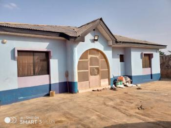 4 Bedroom Detached House with Additional Land 793sqm, Elshaddai Close, Hiltop Estate, Off Awolowo Road, Ikorodu, Lagos, Detached Bungalow for Sale