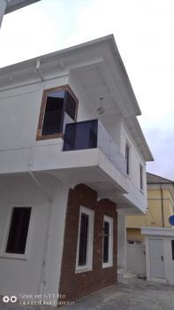 Unbelievable 5 Bedrooms Detached Duplex Newly Built with Bq, Idado, Lekki, Lagos, Semi-detached Duplex for Sale