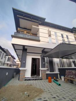 Newly 4 Bedroom with Bq., Osapa, Lekki, Lagos, Semi-detached Duplex for Rent