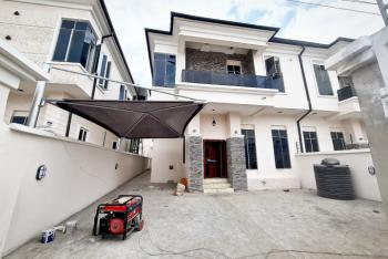 Tastefully Finished 4 Bedrooms Semi Detached House with Bq, Chevy View Estate, Chevron, Lekki, Lagos, Semi-detached Duplex for Sale