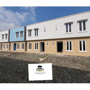 3 Units of 3 Bedroom Terrace Duplex, Badore, Ajah, Lagos, Terraced Duplex for Sale