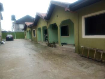 Standard 2 Bedroom Flat with Modern Facilities., After Abc Transport #1health Avenue., Eliozu, Port Harcourt, Rivers, Flat for Rent