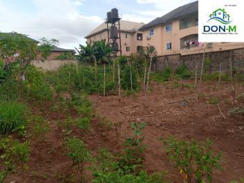 1& Half Plot of Land Fenced and Gated, St John Leonardi Strt, Works Layout, Owerri, Imo, Residential Land for Sale