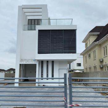 5 Bedroom Duplex  with Bq, Pinnock Beach, Osapa, Lekki, Lagos, Detached Duplex for Sale