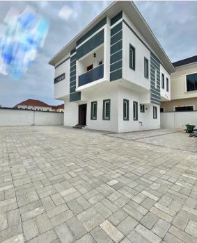 4 Bedroom Detached Duplex with Bq, Agungi, Lekki, Lagos, Detached Duplex for Rent