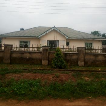 Detached 3 Bedroom Bungalow with Space for 2 Bedroom Bq, Abacha Road, Army Post Housing Estate, Kurudu, Abuja, Detached Bungalow for Sale