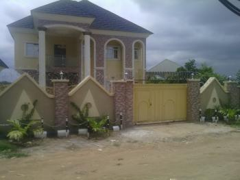 Luxury 4 Bedroom Detached Duplex with Excellence Facilities, Karu, Abuja, Detached Duplex for Sale