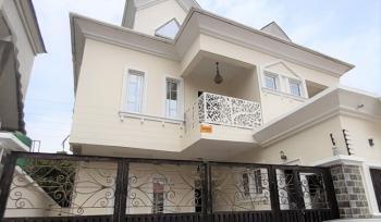 Luxuriously Built 4 Bedroom Semi Detached Duplex with Bq, Inside an Estate Jakande Roundabout, Osapa, Lekki, Lagos, Semi-detached Duplex for Sale
