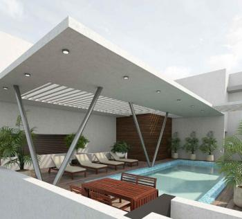 Off Plan 3 Bedroom Luxury Maisonette, Off 3rd Avenue, Banana Island, Ikoyi, Lagos, Terraced Duplex for Sale