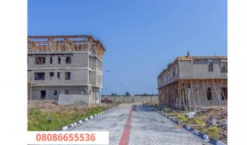 3 Bedroom Terraced Duplex in a Secure Estate, Behind Corona School, Lekki Phase 2, Lekki, Lagos, Terraced Duplex for Sale