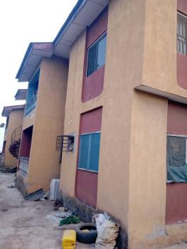 Standard Block of 4 Flat with C of O, Ijaiye, Lagos, Block of Flats for Sale