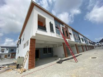 Brand New 4 Bedroom Terrace Duplex, Chevron, Lekki, Lagos, Terraced Duplex for Sale