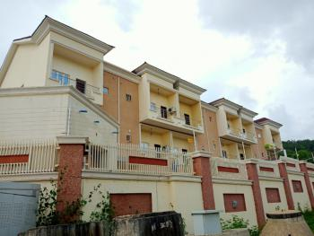 Clean and Well Maintained House, Guzape District, Abuja, Terraced Duplex for Sale