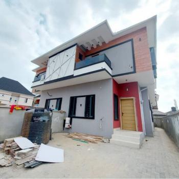 4 Bedroom Semi Detached Duplex with a Bq, Osapa London, Osapa, Lekki, Lagos, Semi-detached Duplex for Sale