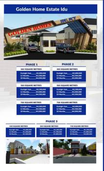 Land, Idu Industrial, Abuja, Residential Land for Sale