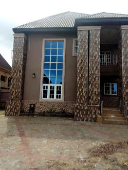 Already Built Duplex  Fenced with Gate at Affordable Price, Very Close to Osha/owerri Road Oba  South, Idemili, Anambra, Detached Duplex for Sale