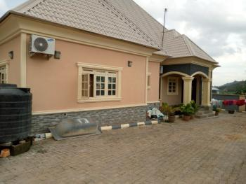 Luxury 3 Bedroom Detached Bungalow with Bq & Gate House, Scc New Layout Ushafa, Ushafa, Bwari, Abuja, Detached Bungalow for Sale