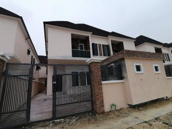 Newly Built  4 Bedroom Semi Detached Duplex, Chevron ,tollgate, Lekki Expressway, Lekki, Lagos, Semi-detached Duplex for Sale
