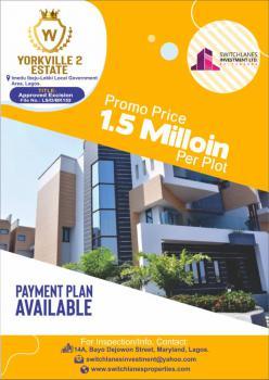 600sqm Plot of Land Affordable, Asegun, Ibeju Lekki, Lagos, Mixed-use Land for Sale