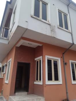a Nicely 4 Bedroom Apartment., Madam Cellular Estate,, Agungi, Lekki, Lagos, Detached Duplex for Rent