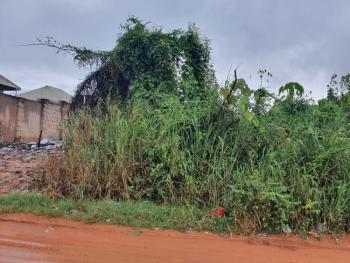100 By 100 Plot of Land, Okhuoromi, Off Irhirhi Road, Off Airport Road, Benin, Oredo, Edo, Mixed-use Land for Sale