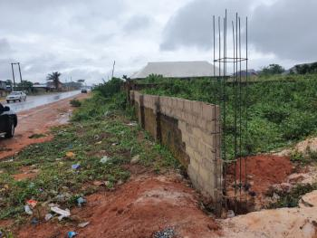 100 By 200 Plot of Land, Irhirhi Road, Off Airport Road, Benin, Oredo, Edo, Mixed-use Land for Sale