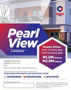Plots of Land, Pearl View, Anyanganse,  Akpabuyo Lga, Calabar, Cross River, Residential Land for Sale