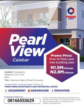 Land, Pearl View, Calabar, Cross River, Mixed-use Land for Sale