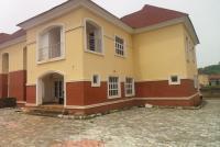 4 Bedroom Semi-detached Duplex for Sale Within an Estate, Guzape District, Abuja, Semi-detached Duplex for Sale